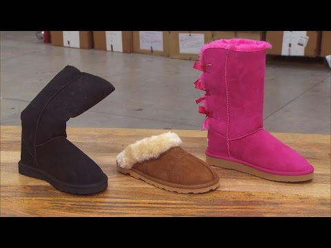 What You Really Get When Purchasing $45 Ugg Boots at Flea Market