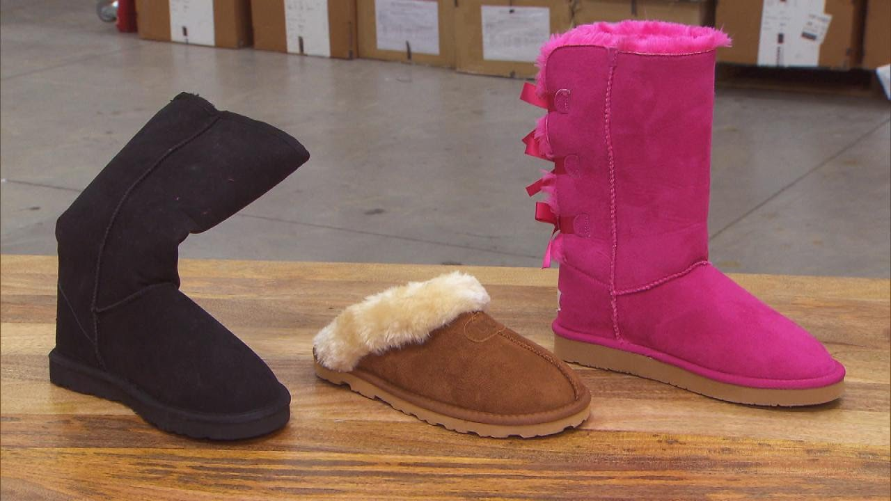 d754a25258d What You Really Get When Purchasing $45 Ugg Boots at Flea Market