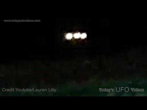 Strange Lights Captured Hovering Over King of Prussia, PA