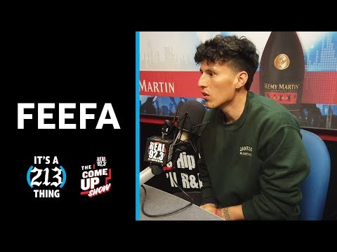 The Come Up On Real Blog - Check out Feefa on The Come Up Show