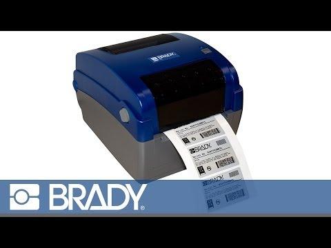 BRADY BBP11-24L DRIVER WINDOWS XP