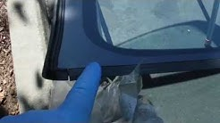 2016 Honda Civic Windshield Replacement - Parts needed before replacement