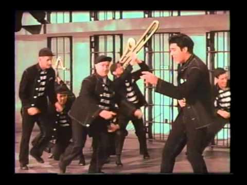 Elvis Presley  Jailhouse Rock 1957