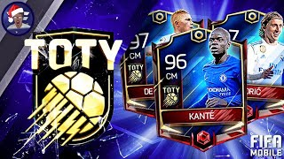FIFA MOBILE 18 OFFICIAL TOTY PLAYERS CONFIRM LEAK #FifaMobileTag Elites Packed in FIFA 18 Mobile S2