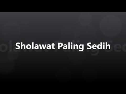 Sholawat Paling Sedih