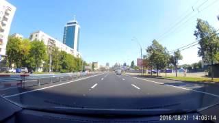 видео  жилой комплекс на Нивках проспект Победы