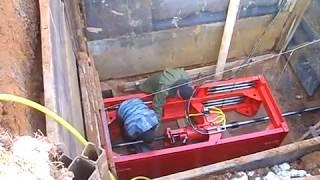 Установка для управляемого прокола УНП-40Б