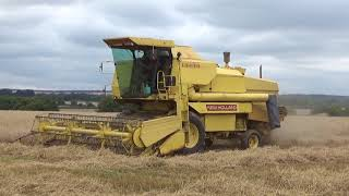 OLD SCHOOL HARVEST Hew Holland 8080
