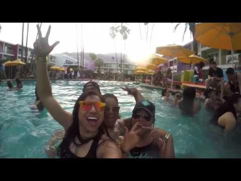 Krave Spring Break, Palm Springs 2017, California - SickCelWorld