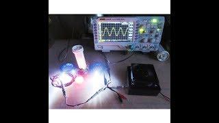 Скачать Исцеляющий Генератор Чистого Живительного Синуса Выходная Мощность 110W Частота Работы 297 кГц