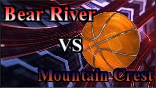 Bear River Lady Bears vs Mountain Crest Mustangs
