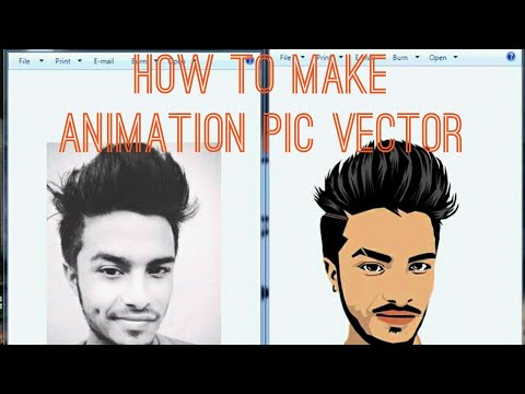How to make    VECTOR    on ANDROID phones(2017)