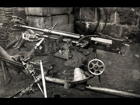 Weapons of France - French Machine Guns 1865 to Present