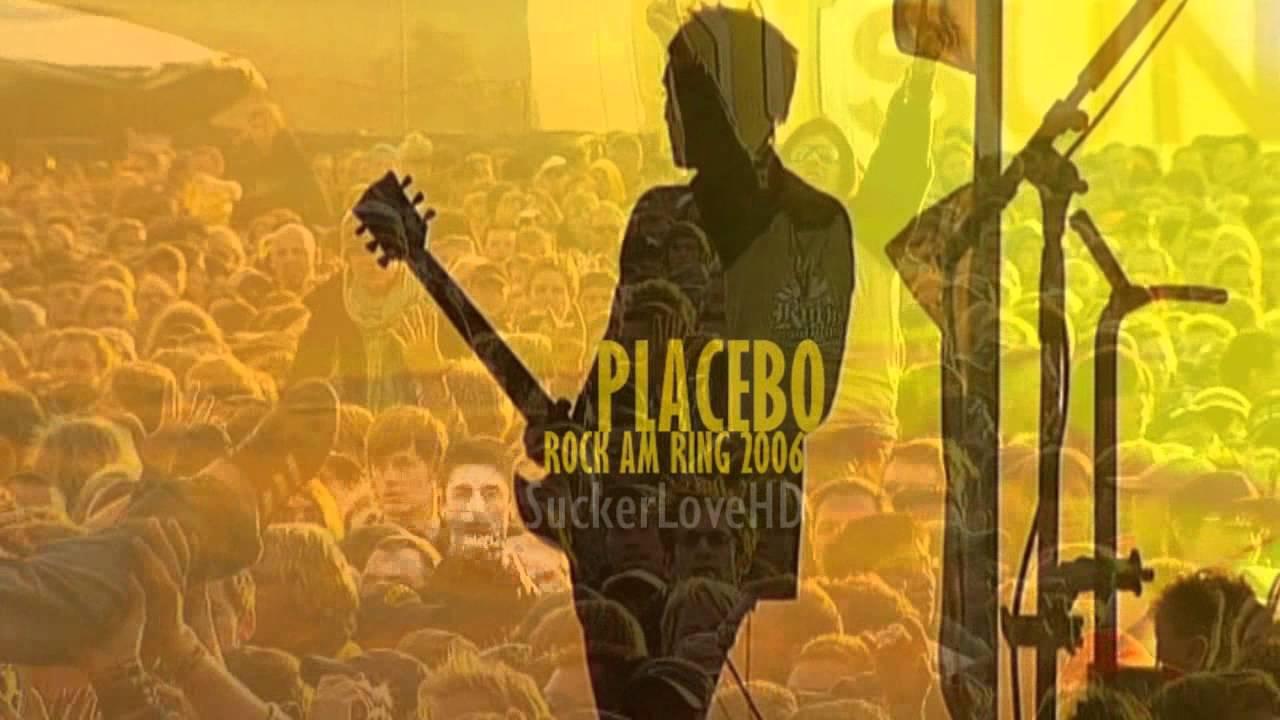 placebo rock am ring 2006 set list youtube. Black Bedroom Furniture Sets. Home Design Ideas