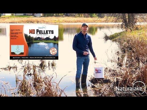 MD Pellets - Degrade Pond Muck Naturally - Naturalake