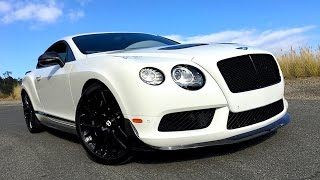 2016 Bentley Continental GT3-R FIRST DRIVE REVIEW (2 of 2)