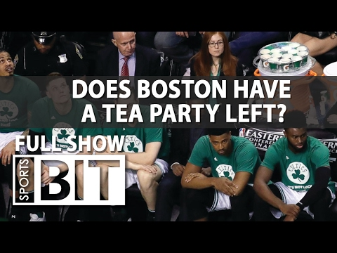 Sports BIT | Cavaliers-Celtics & 2017 Patriots | Thursday, May 25