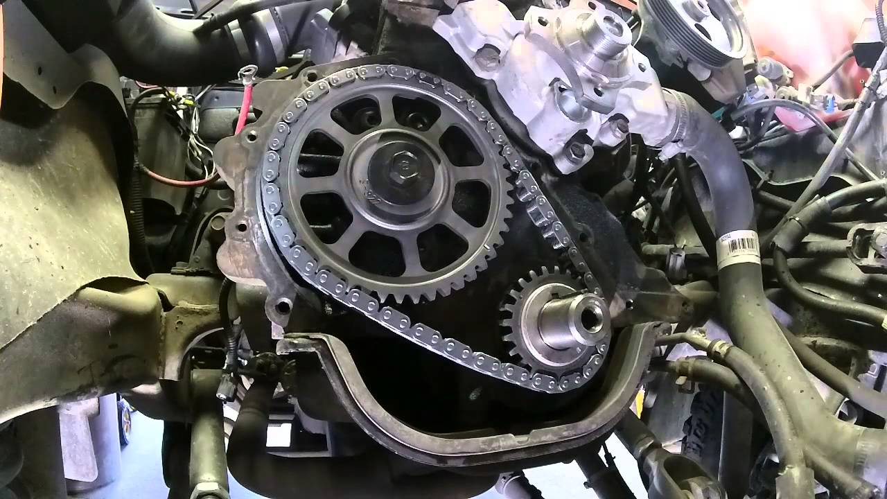 jeep timing chain replacement diy youtube rh youtube com