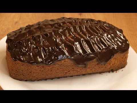 Морковный пирог по-бразильски / Brazilian carrot cake  English subtitles