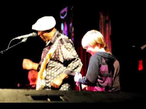 Buddy Guy, Quinn Sullivan and Joshua King @ BB King Club