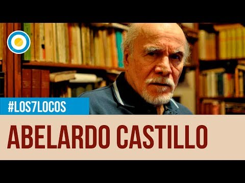 Los 7 locos - Entrevista a Abelardo Castillo - 19-07-14 (1 de 4)