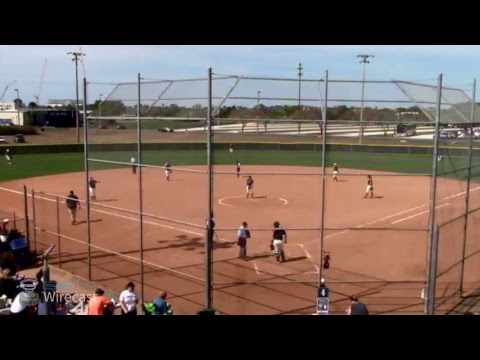 Penn State Altoona Softball vs. Waynesburg, 3-7-18