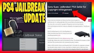 PS4 JAILBREAK UPDATE *NEW JAILBREAK?*