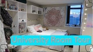 University accommodation room tour - Studio Year 1 2.0 Nottingham Trent University | Nattie Hewitt