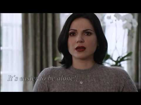 It´s Easier To Be Alone - SwanQueen