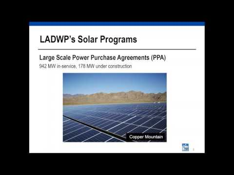 Webinar: Utility Driven Solar Projects for Low Income Customers (6.8.2017)