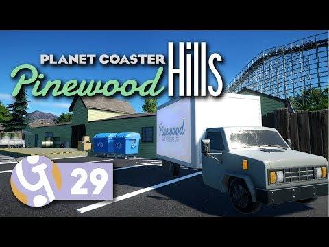 🌲 The Big Studios Pack Retrofit   Pinewood Hills   Let