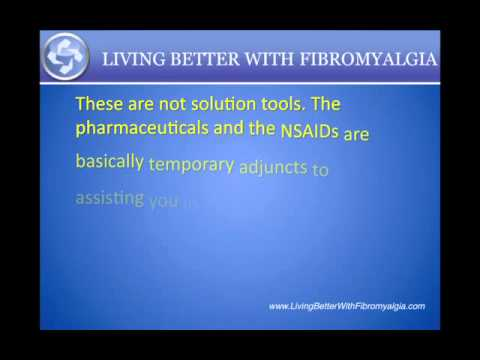 Anti Inflamatory Drugs for Fibromyalgia Symptoms
