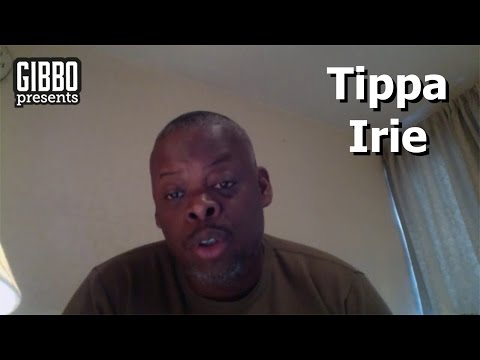 Tippa Irie: Lack Of Credit From Will.I.Am & Shinehead's Studio