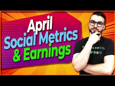 ▶️ Crypto & Blockchain Social April Earnings & Metrics Report | EP#310