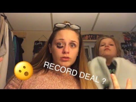 i got a record deal??