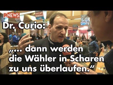 Stürzenberger interviewt Dr. Curio