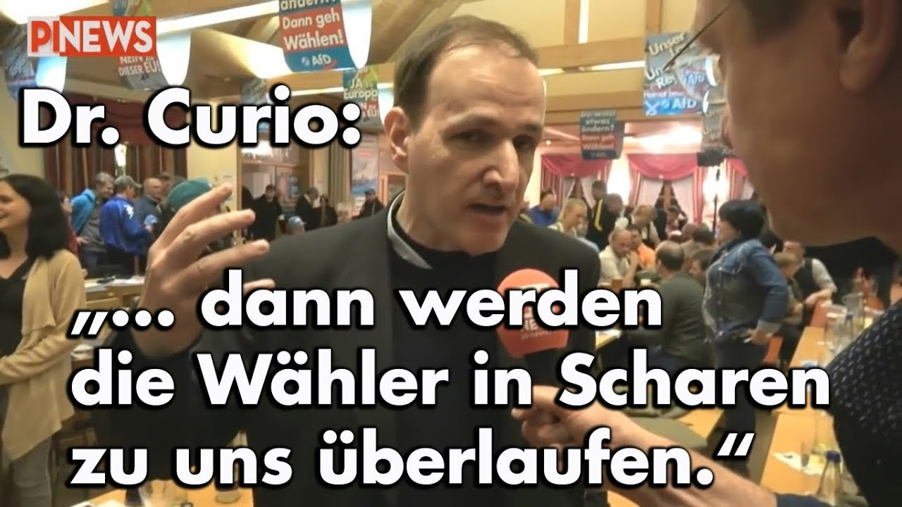Stürzenberger interviewt Dr. Curio