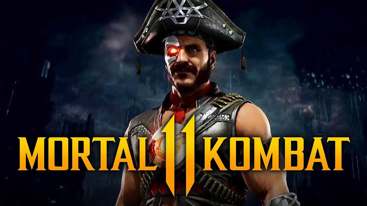 MK11 Kano Discussion | Test Your Might