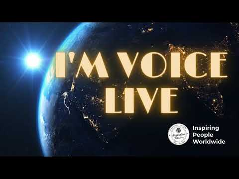 Announcing the launch of  I'M Voice Live!