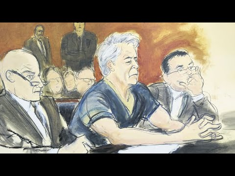 AM Tampa Bay - Bill Zimpfer -Jeffrey Epstein Had Decision Made On His Bail