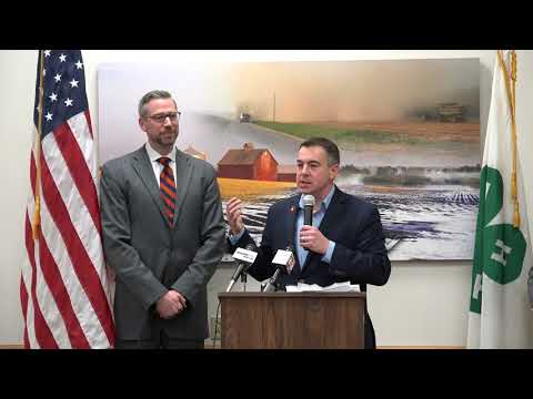 Invest in Rural Illinois Press Conference