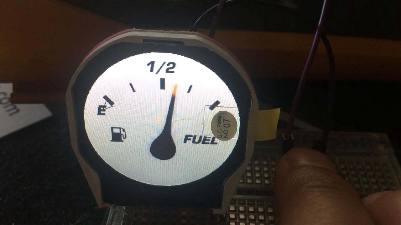 Part I: Custom NMEA 2000 2″ Round LCD Multifunction Display