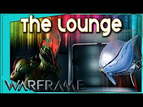 Warframe - PERSONAL QUARTERS & NEW QUEST