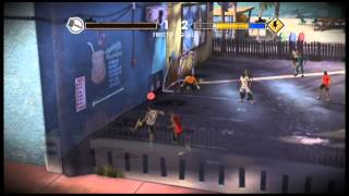 Fifa Street 3 Enforcer