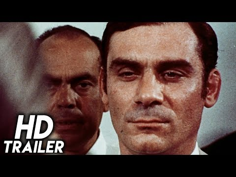 Investigation of a Citizen Above Suspicion (1970) ORIGINAL T