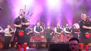 Highland Cathedral - Red Hot Chilli Pipers - Ayr Pipe Band