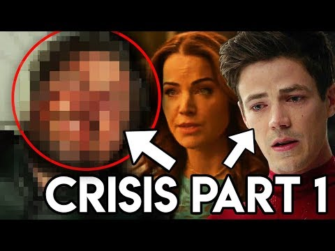 WTF *SPOILER* DEAD & Earth 38 and Argo DESTROYED?! - Crisis on Infinite Earths PART 1 Review