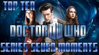 top 10 doctor who series 7 moments