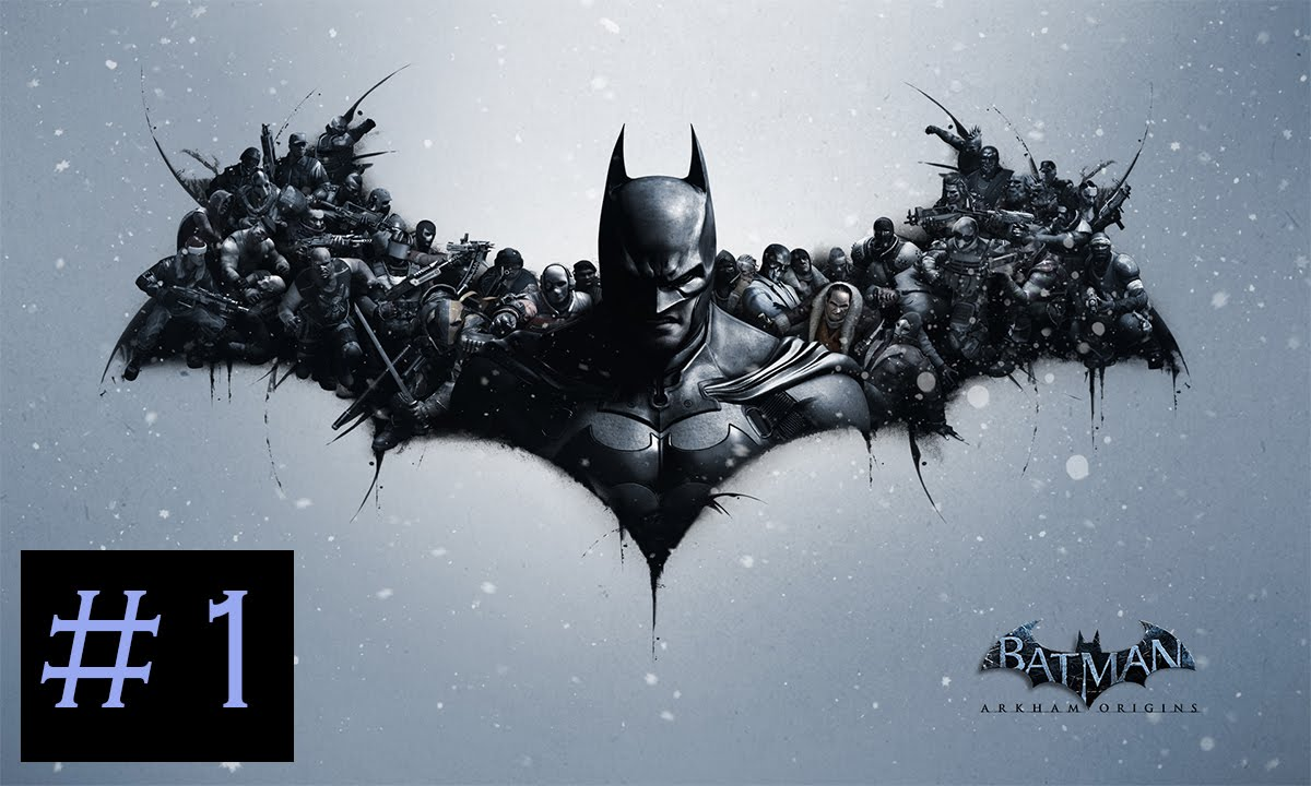 Batman: Arkham Origins - Walkthrough - Part 1: Assault on ...