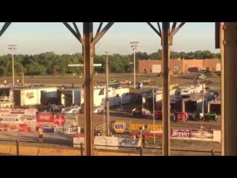 7W Purestock Feature 6-10-17 Viking Speedway Part 2